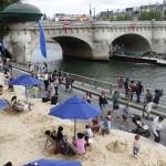 Sustentabilidade nas margens do rio Sena