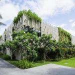 Espaços verdes trazem relaxamento e eficiência energética
