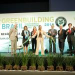 Marina Silva abre a 6ª Greenbuilding Brasil