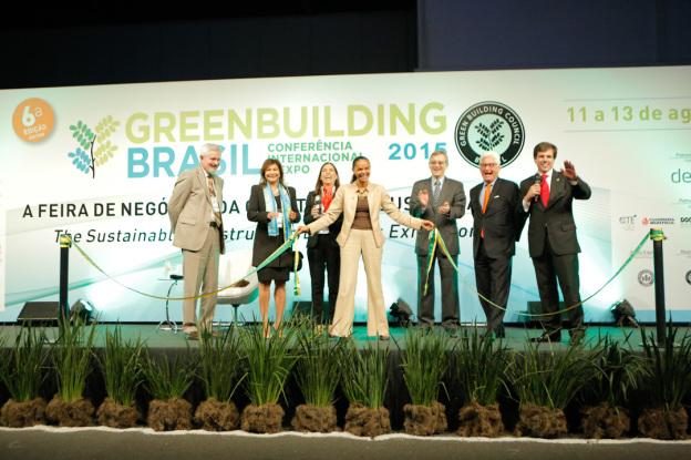 Marina Silva Greenbuilding