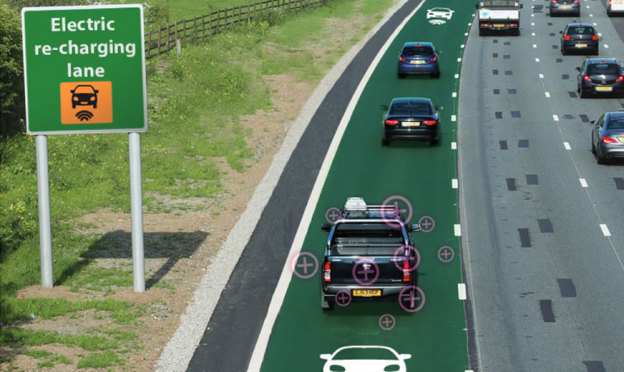 estrada eletrica UK