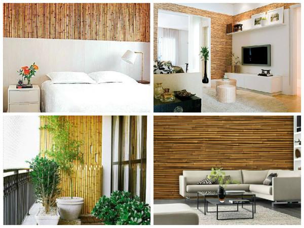 rev bambu -  como usar o bambu na decoração e paisagismo.