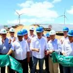 Primeiro parque híbrido de energia renovável do Brasil foi inaugurado em PE