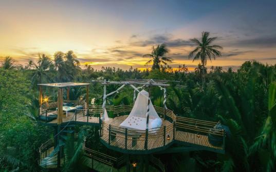resort ecológico - The Bangkok Tree House