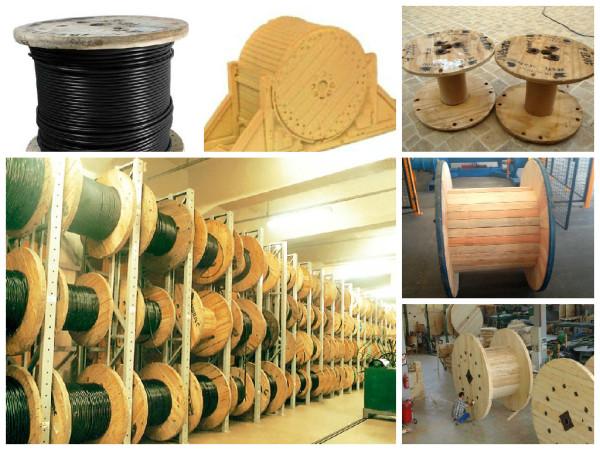 Resultado de imagem para bobina carretel de madeira