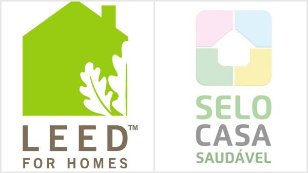 Certifica es para resid ncias no brasil leed home e selo for Leed for homes provider