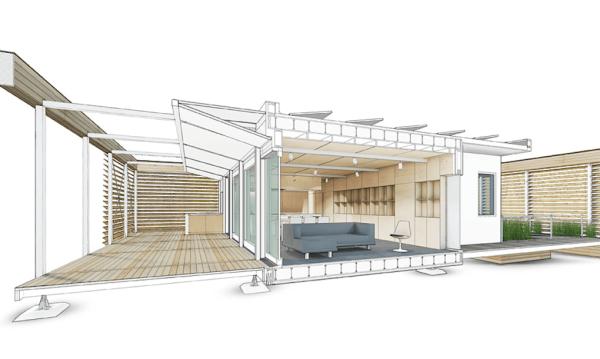 59c7ca4ca projeto vencedor do Solar Decathlon 2015 - SURE House