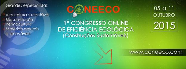 1º Congresso Online de Eficiência Ecológica e Construções Sustentáveis
