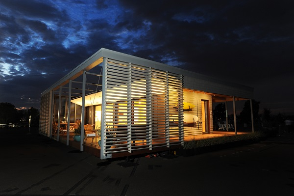 Projeto vencedor do solar decathlon 2015 sure house for Solar decathlon 2015