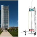 Edifício bioclimático projetado por Renzo Piano é LEED Platium
