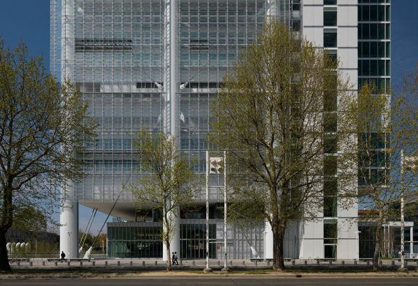 edifício bioclimático Renzo piano
