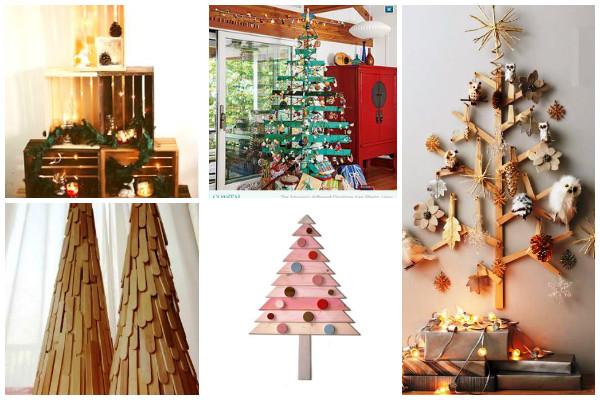 Árvores de Natal Sustentáveis
