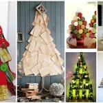 Dicas de árvores de Natal sustentáveis