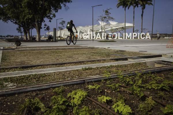 museu do amanhã cidade olímpica