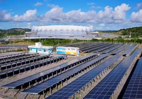maior usina solar Bahia