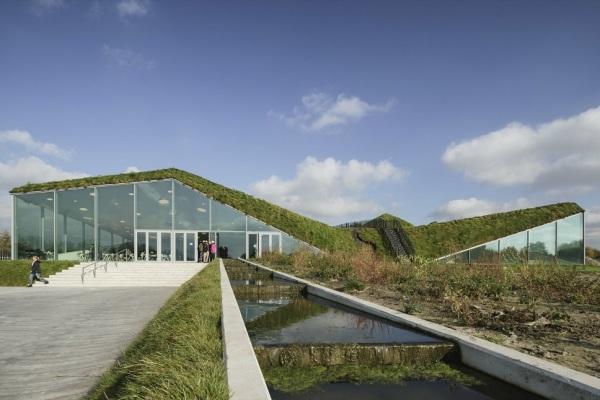 eficiencia energética em museu na Holanda