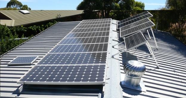 microgeração de energia limpa