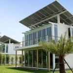 Casa auto-suficiente é a primeira alimentada com sistema solar-hidrogênio