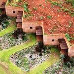 Projeto ecológico utiliza taipa em moradias na Austrália