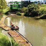 Barreira ecológica ajudará na preservação de rio em Porto Alegre