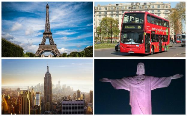 atrações turísticas mais sustentáveis