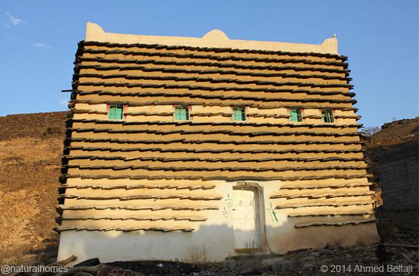 casas de argila foto