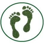 Selo ambiental para pegada de carbono e água de produtos