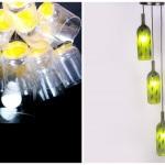 Reaproveitamento de vidro vira design e negócio lucrativo