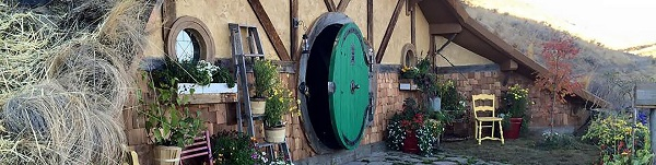 Casas de hobbit sustent veis em washington sustentarqui for Porta hobbit