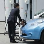 Pontos de recarga para veículos elétricos superam postos de gasolina no Japão