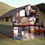 Veja como funciona essa casa energizada por fezes