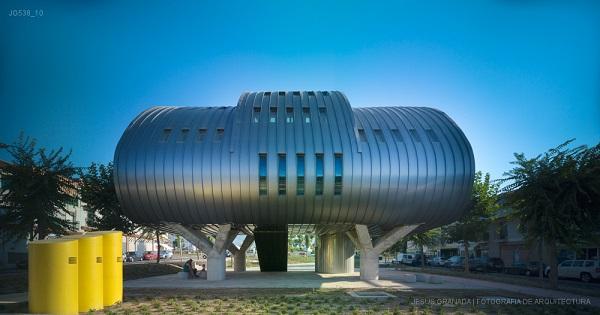 Edifício Net Zero Energy em Málaga