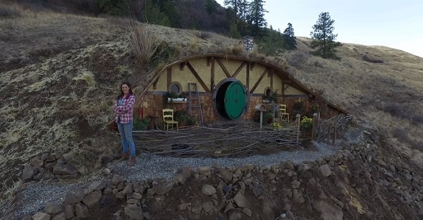 casas de hobbit