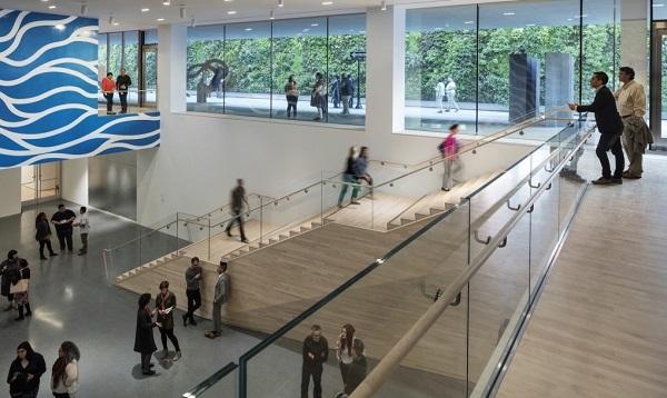 Museu de Arte Moderna de São Francisco interior