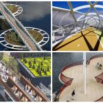 10 pontes para ciclistas e pedestres ao redor do mundo