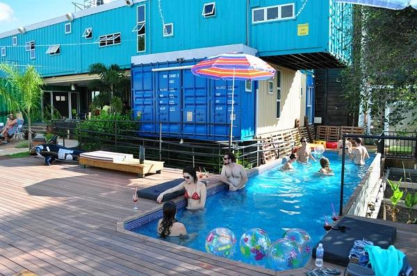hostel sustentável