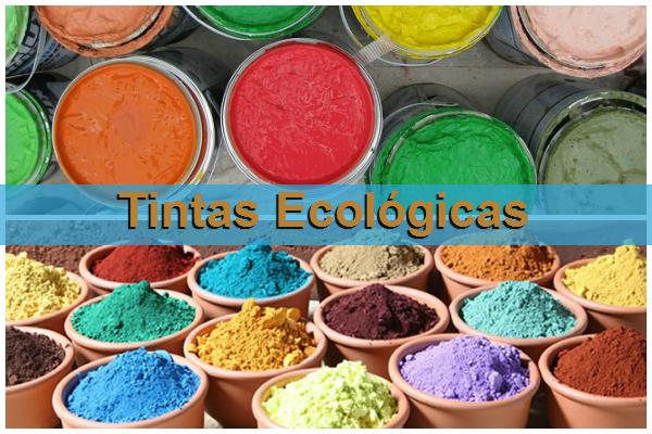 tinta ecológica como fazer
