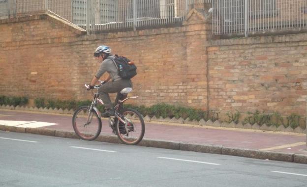 Bolsa ciclista