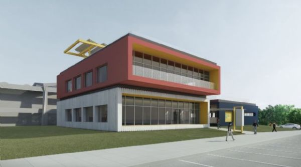 Centro de Inovação em Construção Sustentável