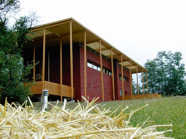casas de palha S House passivehouse