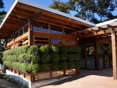 centro sustentável em Granja Viana