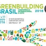 Greenbuilding Brasil 2016 – Conferência Internacional e Expo