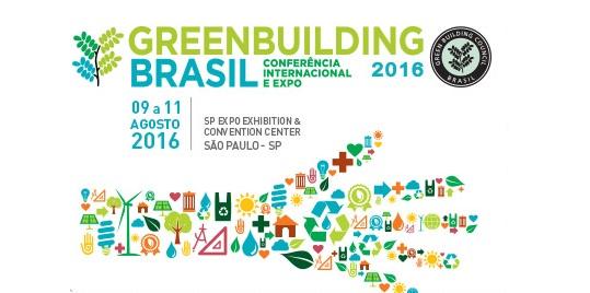 greenbuilding brasil 2016