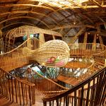 Centro ecológico para crianças na Tailândia