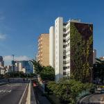 Os Edifícios do Corredor Verde do Minhocão em São Paulo