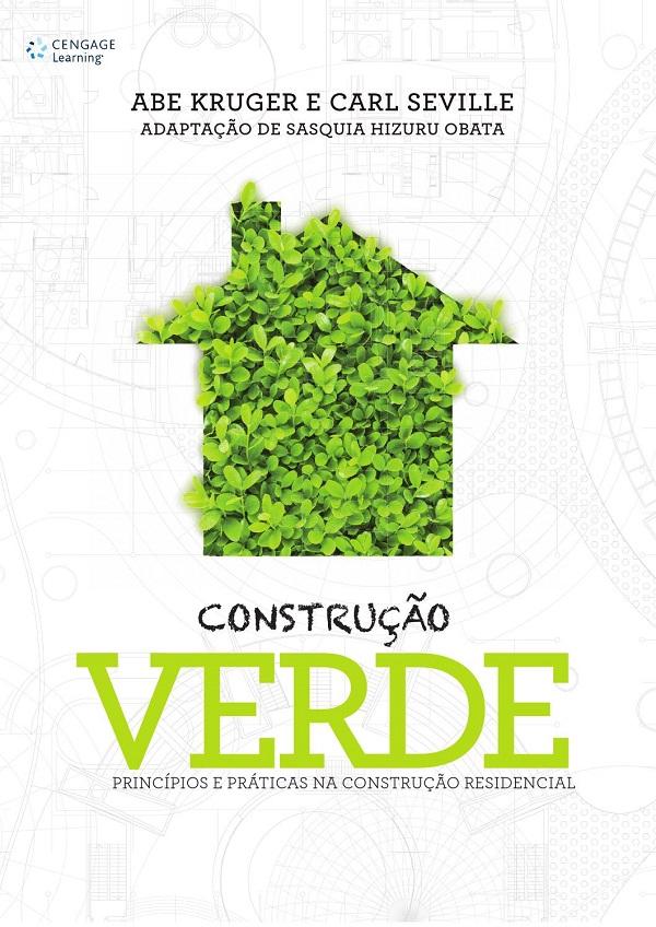 Livro: Construção Verde Princípios e Práticas