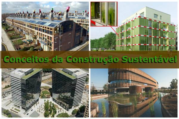 conceitos da construção sustentável