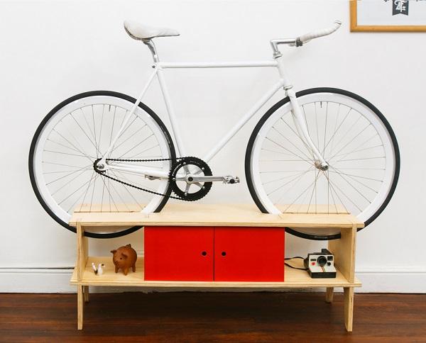 Móveis para bicicletas