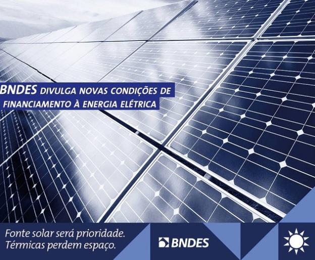 BNDES prioriza energia solar
