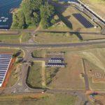 Usina solar flutuante completa um mês no interior paulista